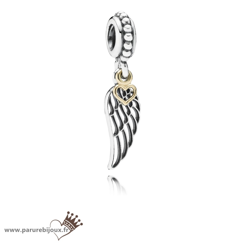 Qualité Pandora Pandora Passions Charms Chic Glamour Amour Guidance Dangle Charm