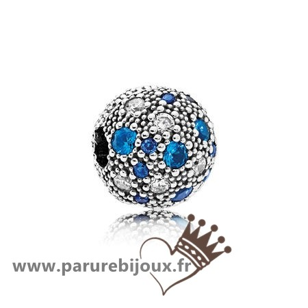 Qualité Pandora Pandora Toucher De Couleur Charms Cosmic Etoiles Multi Coloured Crystals Clear Cz